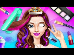 fun care kids game princess