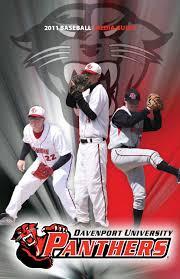 2011 Davenport Baseball Media Guide by Aaron Sagraves - issuu