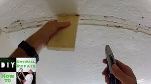 ceiling sagging tape joint ing