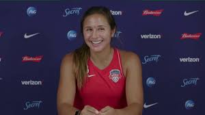 2020 NWSL Challenge Cup: 7/6 Sam Staab Post-Training Interview - YouTube