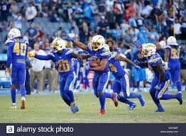 December 03, 2017 Los Angeles Chargers free safety Adrian Phillips ...