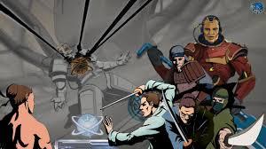 Shadow Fight 2 Movie Titan the Cursed ...