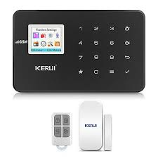 kerui g18 gsm tft touch keypad smart