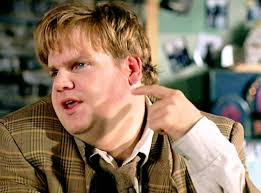 Farley Did His Own Stunts from 25 Secrets About Tommy Boy in Honor ...