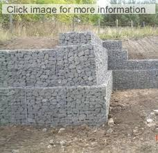 Stone Wall Ideas Garden Wall Design And Cost Gabion1 Usa