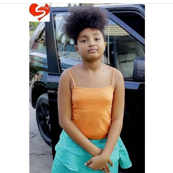most beautiful Nollywood teen actress