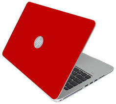 Lidstyles Red Vinyl Laptop Skin Cover Protector Decal Fits Hp Compaq Nc6400 For Sale Online Ebay