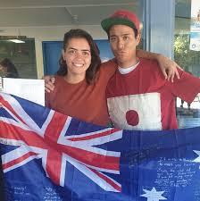 Farewell to Victoria (Brazil) and Shota... - Byron Bay English Language  School   Facebook