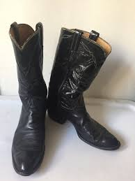 cowboy boots from real leather