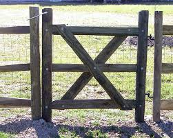 Pre Assembled Gates American Timber And Steel
