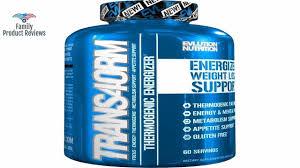 evlution nutrition trans4orm
