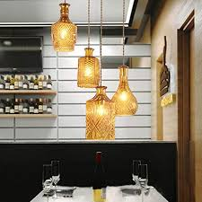 glass pendant light al 86596a yellow