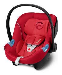 cybex aton m infra red red bambinokids