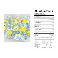 wrapped lemon heads bulk candy 27