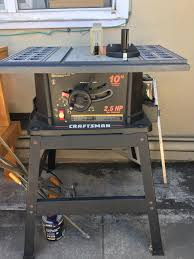 Bought A Used Table Saw With No Rip Fence Is There A Specific Part I Need For This Saw Or Will Any Craftsman Fence Work Tools