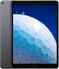 Amazon.com: Apple iPad Air 10.5-inch (3rd Gen) Tablet A2152 (Wi-Fi Only) -  64GB / Space Gray (Renewed): Computers & Accessories