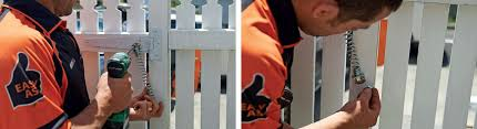 How To Install A Gate Spring Mitre 10