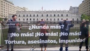 Londres 38 espacio de memorias exige al gobierno #NoMásImpunidad ...