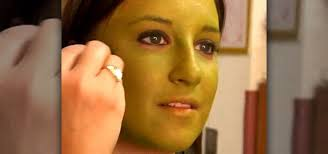 how to apply frankenstein makeup for