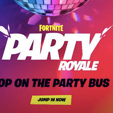 Fortnite Party Royale Event Time UK ...
