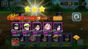 ♔ Nhìn Lại Trò Naruto Đại Chiến Tiếng Anh Sau Một Tuần Chơi ♔ Cấp độ hiện  tại 53 (Ưu tiên lên level) ♔ Thu thập 7 Ninja (Không theo hướng thu thập …