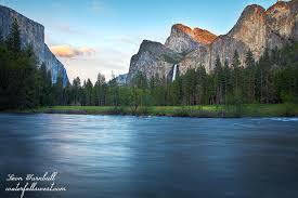 bridalveil falls california