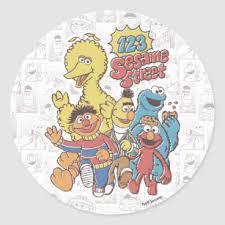 Big Bird Stickers 100 Satisfaction Guaranteed Zazzle