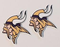 Minnesota Vikings Decals Bumper Stickers Vikingszone Com