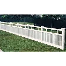 Hamptons Pvc Fencing Archives Fences Galore Diy Glass Fencing