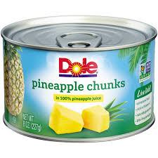 pineapple juice 8 oz can