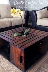 crate coffee table bonbon break