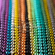 ball chain necklace inexpensive color