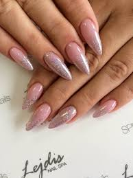 Dzien Dobry Spn Uv Laq 508 Pudding French Nails By Asia