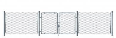 Free Metal Fence Images