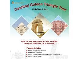 golden triangle tour travel cruises