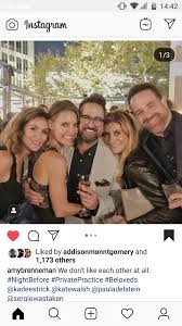 Private Practice cast reunited : greysanatomy