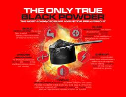 mri black powder pre workout 2019 new