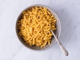mac and cheese calories carbs and