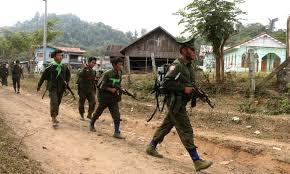 Tlangcung Hriamtlai Lei Nih Kahdohnak an Ngol Chung Nain Kawl Ralkap Nih an Kah Hna | The Chin Journal