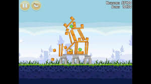 Angry Birds Poached Eggs 1-17 Walkthrough 3 Star - YouTube