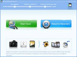 professional sd card recovery software