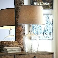 pottery barn glass lamp coretanku me