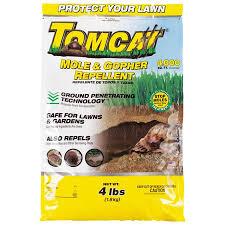 Tomcat Mole Gopher Repellent Granules 4 Lb Brickseek