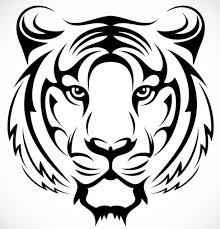 Bengal Tiger Face 3 Pack Of Vinyl Decal Stickers 5 For Laptop Car For Sale Online Ebay