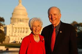 Shirley Johnson, wife of Rep. Sam Johnson, has died