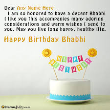 special birthday wishes for bhabhi