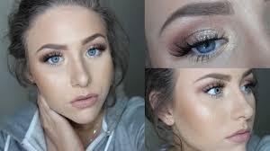 natural glam makeup tutorial you