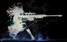 sniper anime wallpapers wallpaper cave