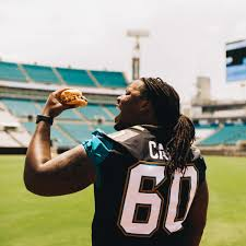 """DUUUVAL on Twitter: """"AJ Cann and the offensive line are ready to eat this  season - until then they'll fill up with @BonosBBQ. (📸: @Boldbrands)…  https://t.co/v6LkNNIPwW"""""""