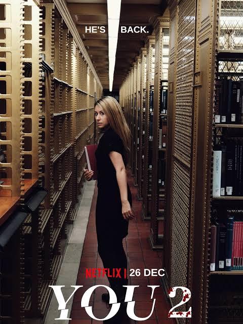 """Resultado de imagen para you season 2"""""""